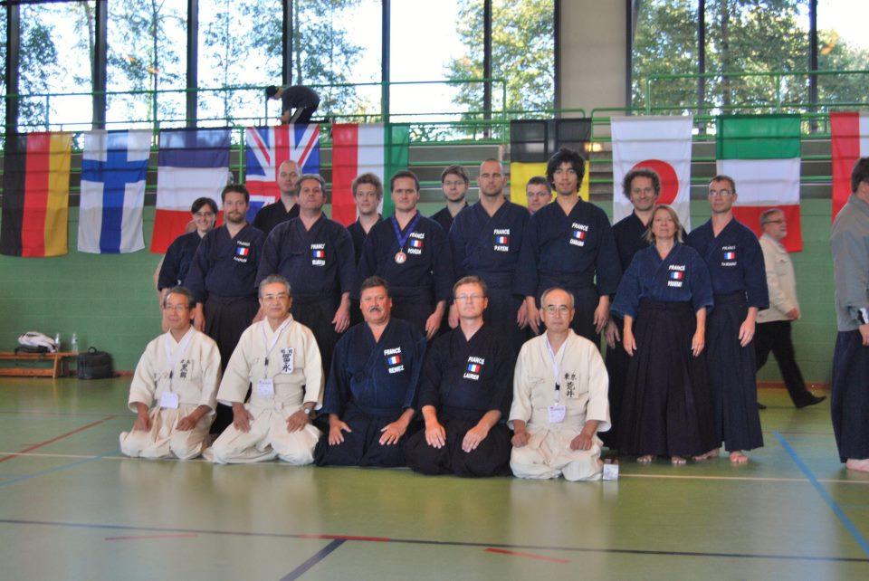 Championnat d'Europe de Jodo 2012 Bruxelles