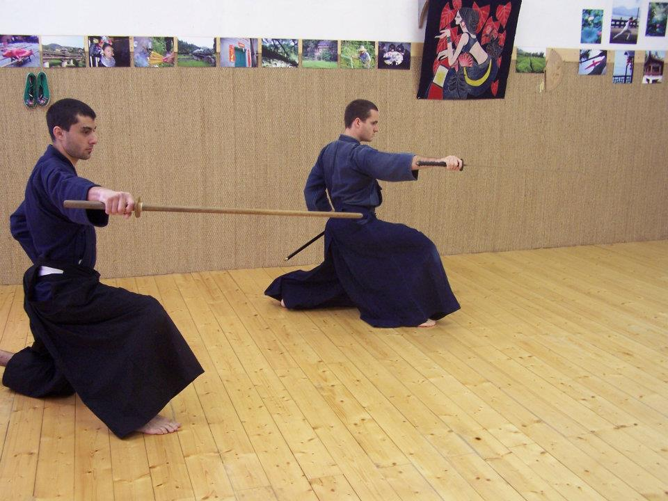 présentation du iaido